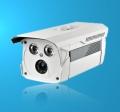 高清800线双灯阵列50米红外夜视监控摄像枪机 812HD