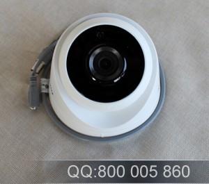 海康威视720P同轴HDTVI高清监控摄像头DS-2CE56C0T-IT3红外摄像机